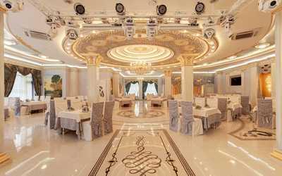 Банкетный зал ресторана Золотая Роща на улице Бестужевых