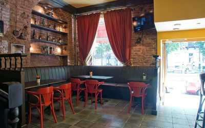 Банкетный зал паба, пивного ресторана Брассерия Palm (Палм) на Большой Конюшенной улице фото 2