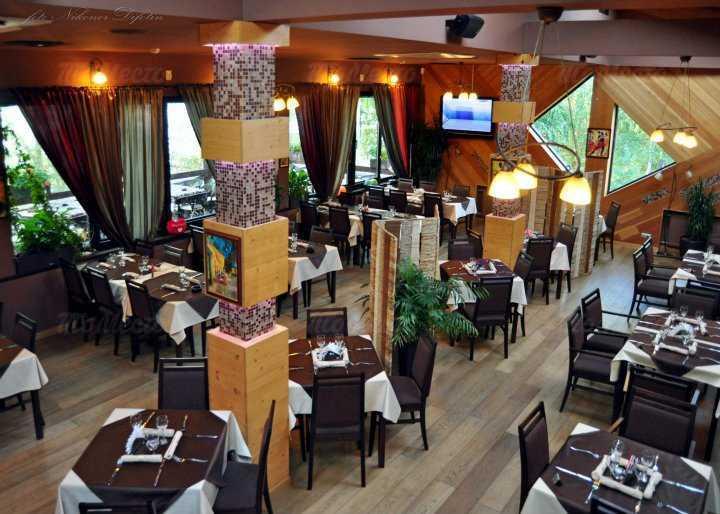 Меню ресторана Rustico (Рустико) на Мякининском шоссе