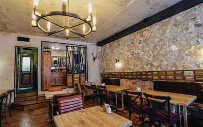 Банкетный зал ресторана Georgian Family (бывш. Руставели) на Подрезова фото 2