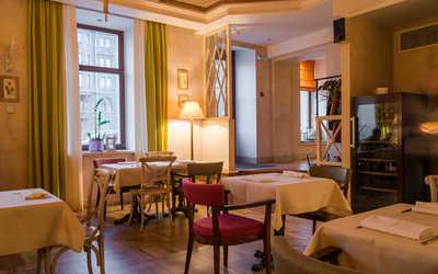 Банкетный зал кафе Est Cafe на набережной Крюкова канала фото 1