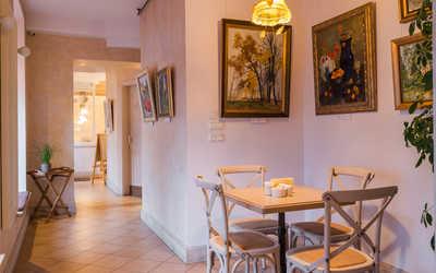 Банкетный зал кафе Est Cafe на набережной Крюкова канала фото 2