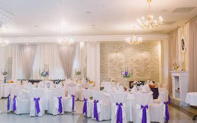 Банкетный зал ресторана Византий на Трифоновской улице
