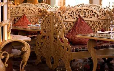 Банкетный зал ресторана Breach Муло (Брич Муло) на Нижегородской улице