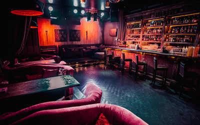 Банкетный зал ночного клуба, ресторана CaVa (бывш. Малинки) на Фурштатской улице