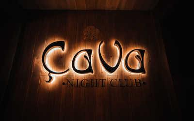 Банкетный зал ночного клуба, ресторана CaVa (бывш. Малинки) на Фурштатской улице фото 1