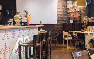 Банкетный зал кафе Дуня в Тучкове переулок