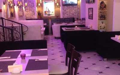 Банкетный зал ресторана Кин-Дза-Дза на Мясницкой улице
