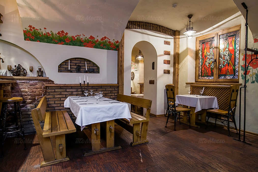 Меню ресторана Колесо на Вознесенском проспекте