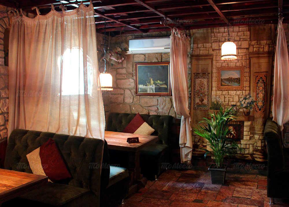 Меню кафе, ресторана Kalinka Джем (бывш. Вишневый джем) на Васильевской улице