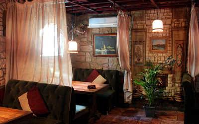 Банкетный зал кафе, ресторана Kalinka Джем (бывш. Вишневый джем) на Васильевской улице