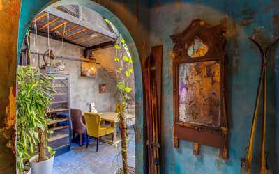 Банкеты ресторана Урюк на Валовой фото 2