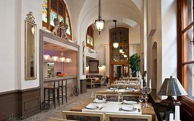 Банкетный зал ресторана Амстердам на Ильинке фото 3