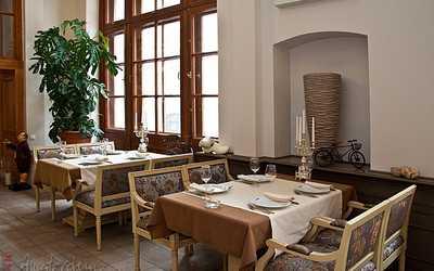 Банкетный зал ресторана Амстердам на Ильинке
