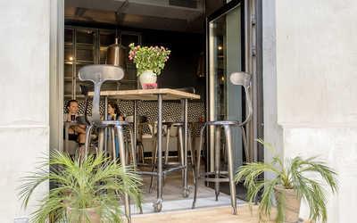 Банкеты ресторана Shaggy на улице Льва Толстого фото 3