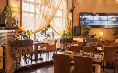 Банкетный зал ресторана Шарабара на Ломоносовском проспекте