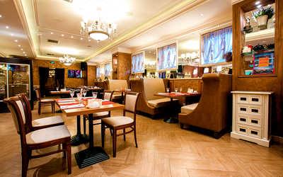 Банкеты ресторана Flash Royal на улице Александры Монаховой