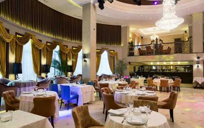Банкетный зал ресторана Flash Royal на улице Александры Монаховой фото 1