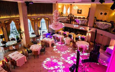 Банкетный зал ресторана Flash Royal на улице Александры Монаховой фото 3