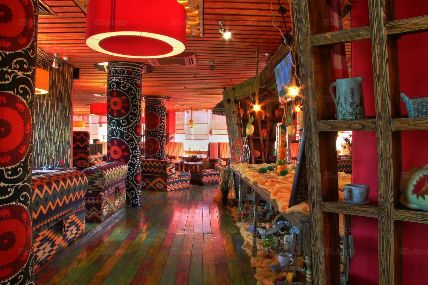 Меню ресторана Чайхана Дыня на Озерной улице
