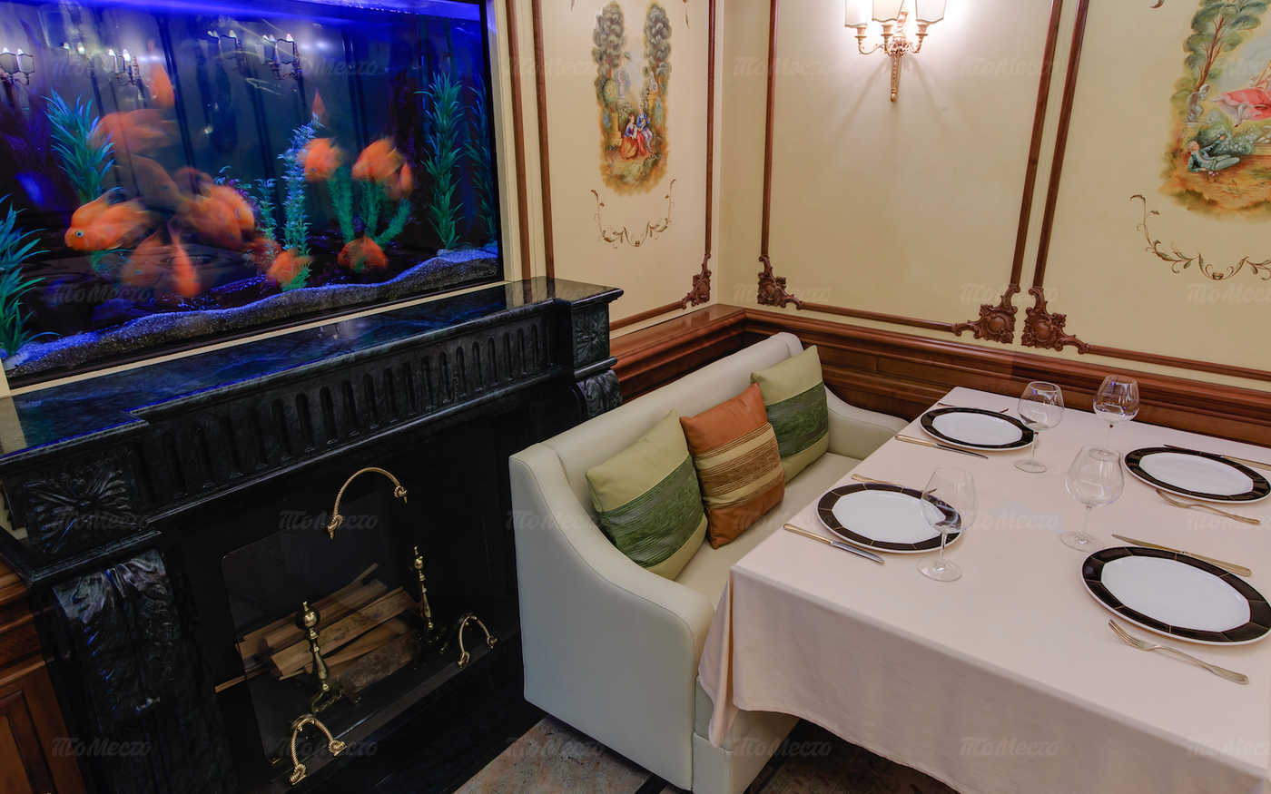 Меню кафе, ресторана Ля Гурмэ (Эльдорадо) на улице Большой Полянка
