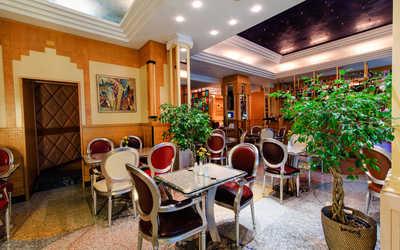 Банкетный зал кафе, ресторана Ля Гурмэ (Эльдорадо) на улице Большой Полянка