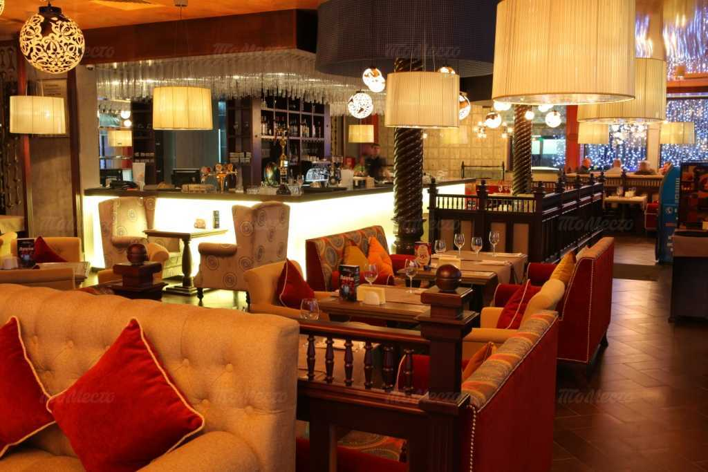 Меню ресторана Сандык на Пятницком шоссе