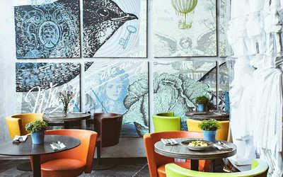 Банкетный зал ресторана Рибамбель Грин (Ribambelle Green) на Ботаническом переулке
