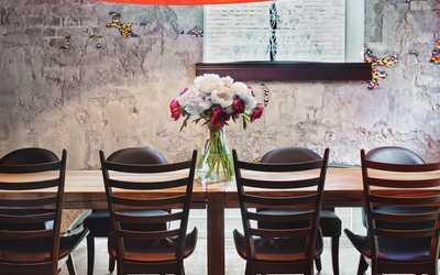 Банкетный зал бара, ресторана FF Bar на улице Тимура Фрунзе фото 2