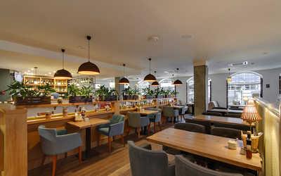 Банкетный зал ресторана Теплые Края на Малом проспекте В.О. фото 2