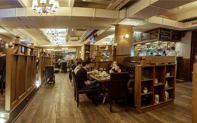 Банкетный зал бара, ресторана Beef&Beer на Петрозаводской улице фото 2
