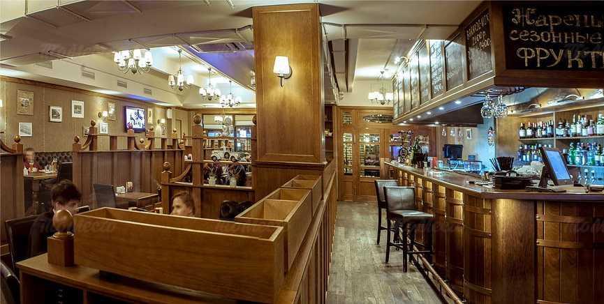 Меню бара, ресторана Beef&Beer на Петрозаводской улице