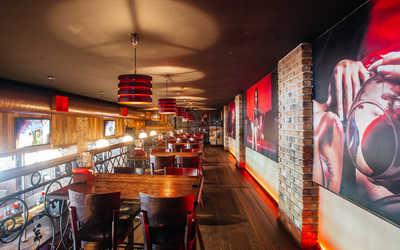 Банкетный зал ресторана Такао на проспекте Ветеранов фото 1