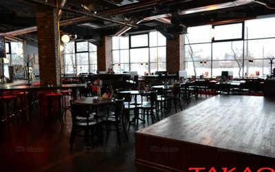 Банкетный зал ресторана Такао на проспекте Славы фото 1
