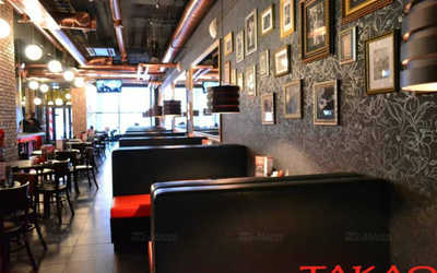 Банкетный зал ресторана Такао на проспекте Славы фото 2