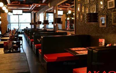 Банкетный зал ресторана Такао на проспекте Славы фото 3