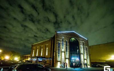 Банкетный зал ночного клуба Артек на улице Черняховского фото 2