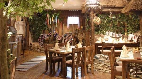 Меню ресторана Малиновка на улице Металлургов