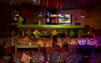 Банкетный зал кафе, ночного клуба D-Club на улице 8 Марта