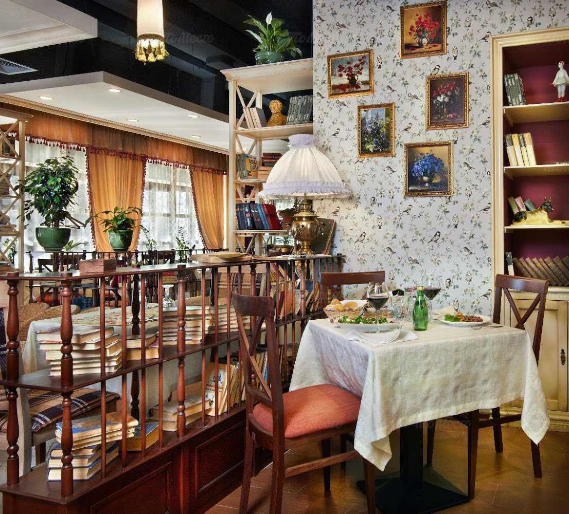 Меню ресторана Паштет на улице Толмачева