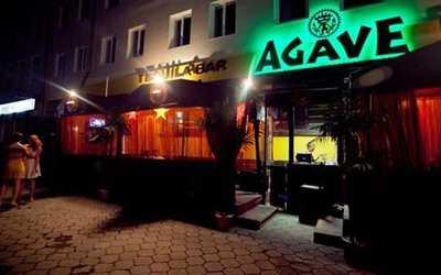 Банкетный зал бара Agave (Агава) в переулке Центральном рынок