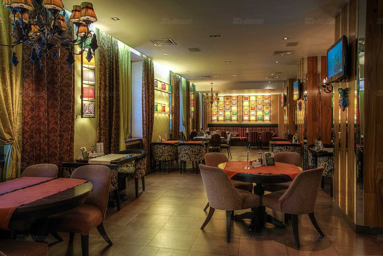 Меню ресторана Seazone (Сизон) на улице Малышева