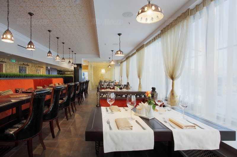Меню ресторана Суфра на улице Воеводина