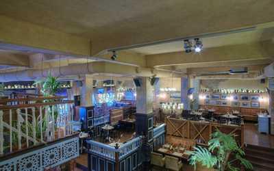 Банкетный зал ресторана Хмели Сунели на улице Ленина фото 2
