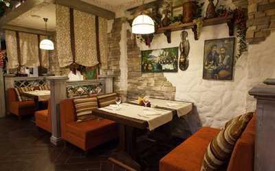 Банкетный зал ресторана Гуливани на Гурзуфской улице