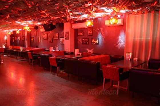 Меню бара, ночного клуба Dolce Amaro (Дольче Амаро) на улице Шейнкмана