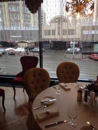 Меню ресторана №1 (Sweetlife) на улице Радищева
