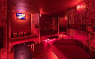 Банкетный зал ночного клуба Stereo (Стерео) на улице Шевченко