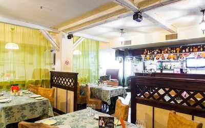 Банкетный зал пивного ресторана Хмель на улице Челюскинцев фото 3