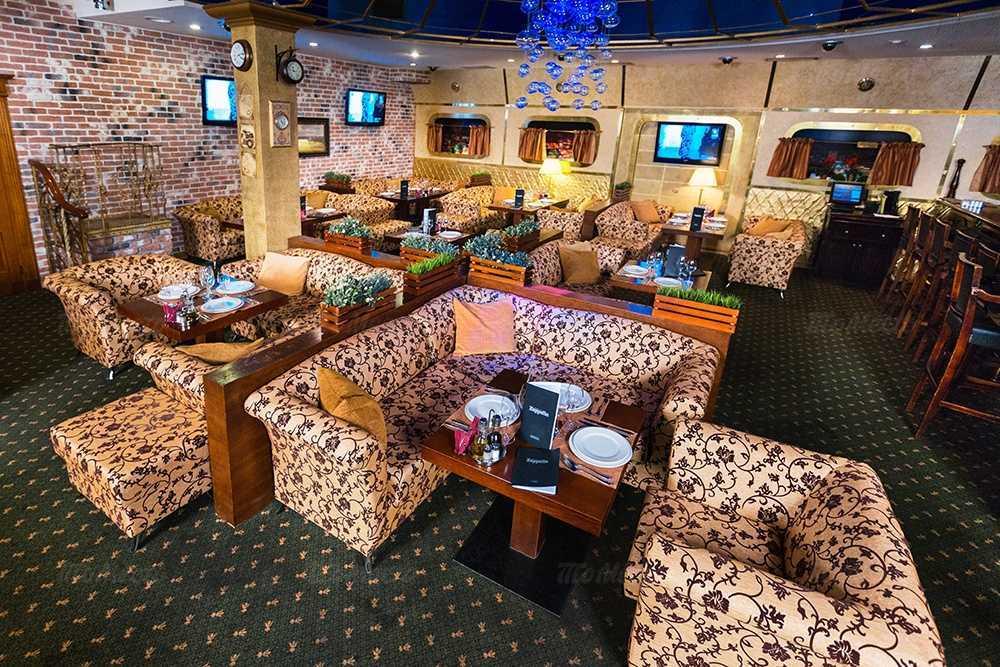 Меню бара, ресторана Zeppelin (Цеппелин) на улице Академика Шварца